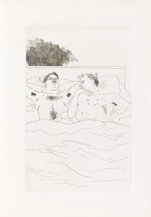 Fourteen Poems by CP Cavafy, illustrated by David Hockney, 1967