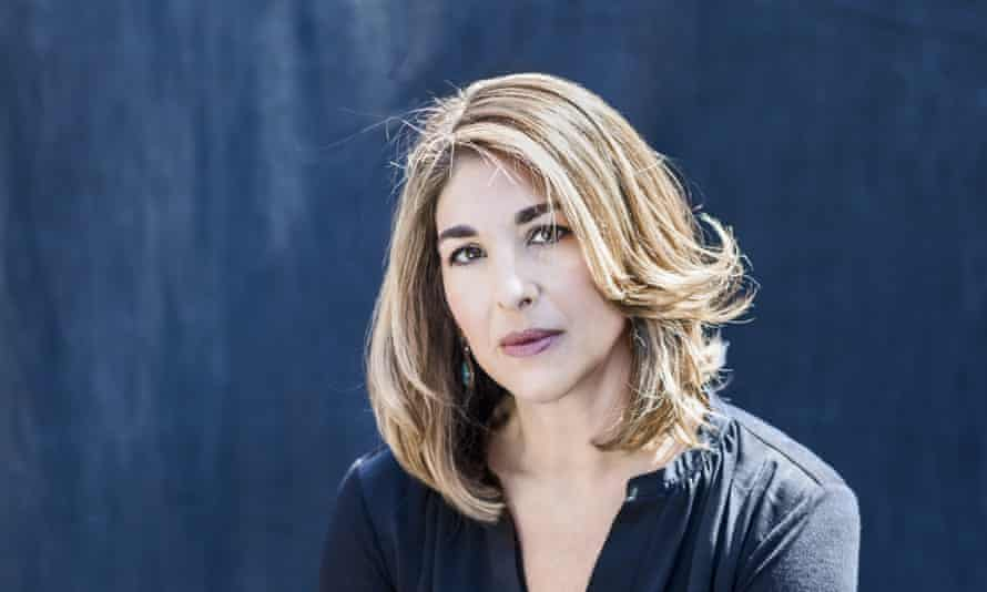 Naomi Klein head shot