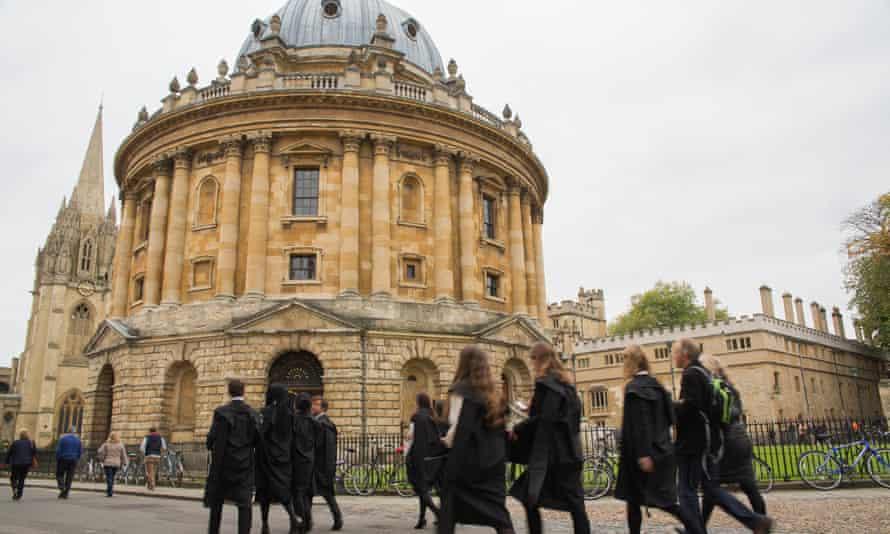 Oxford matriculaton