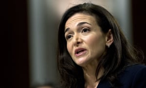 'Resign from Facebook – and bring Sheryl Sandberg with him.'