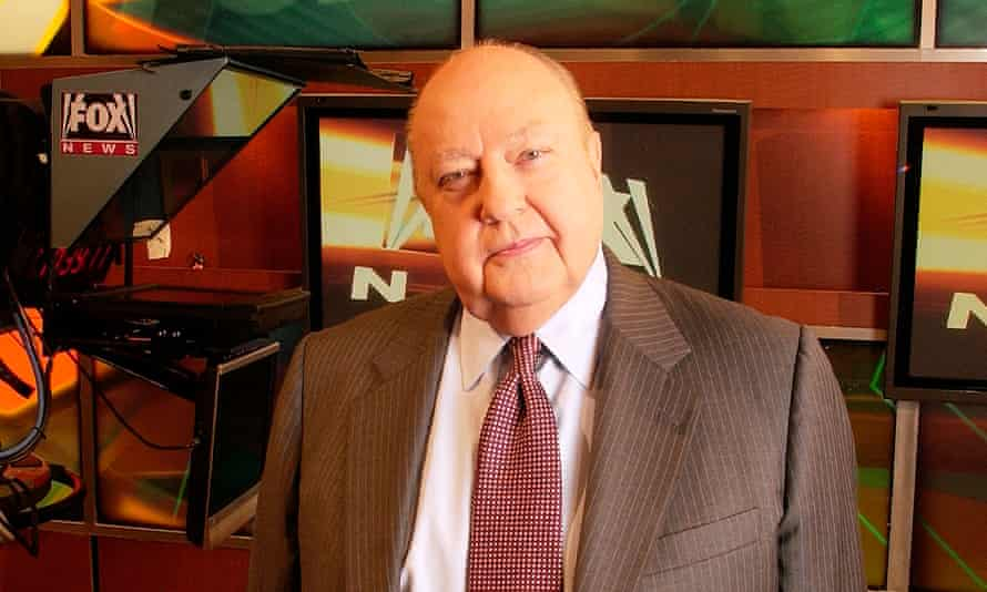 Roger Ailes, the Fox News chairman and CEO.