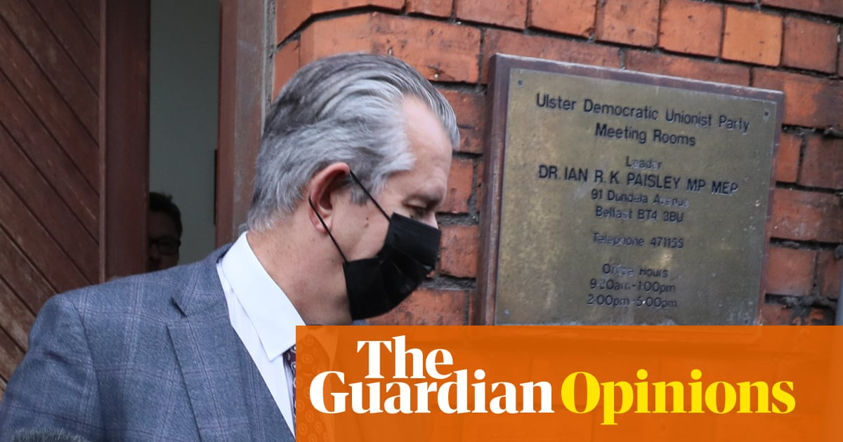 Edwin Poots is gone. But the DUP's chaos should concern all of the UK