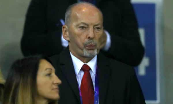 Liverpool CEO Peter Moore