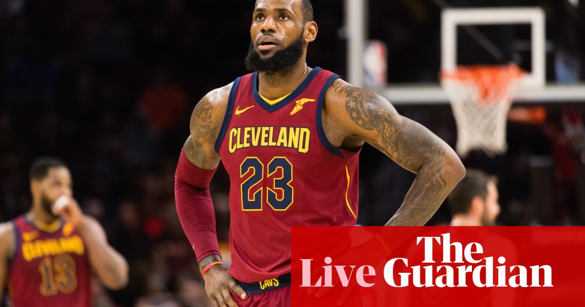 8bbd88f5cb5 NBA free agency  LeBron James signs with LA Lakers – as it happened