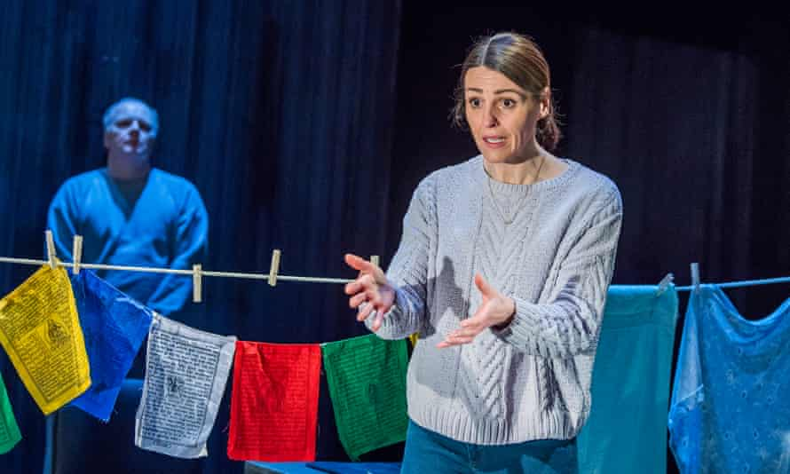 In Bryony Lavery's play Frozen.