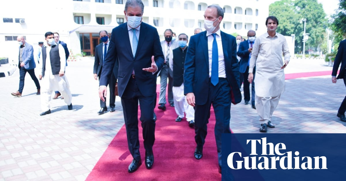 Yesterday's war: why Raab did not foresee Afghanistan catastrophe