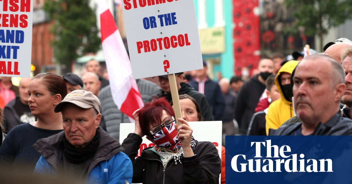 Northern Irish unionist parties form alliance to oppose Brexit protocol