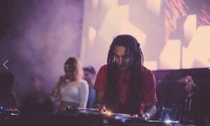 Dubstep DJ Mala: a vinyl man