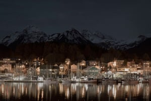 The port of Sitka