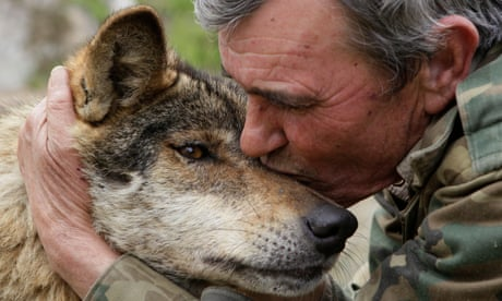 7815c25248e580 How to be human  the man who was raised by wolves – podcast. Listen. His  story is ...