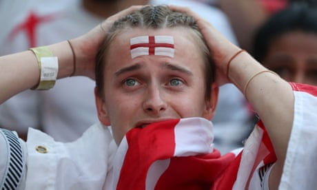 b14c43c72 England s dreams over as Croatia take the next step – World Cup Football  Daily