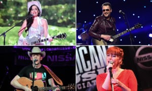 Kacey Musgraves, Eric Church, Leigh Nash and Sam Outlaw: the cream of country in 2015.