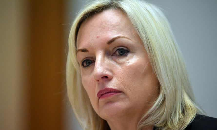 Former Australia Post CEO Christine Holgate says she never agreed to stand down.