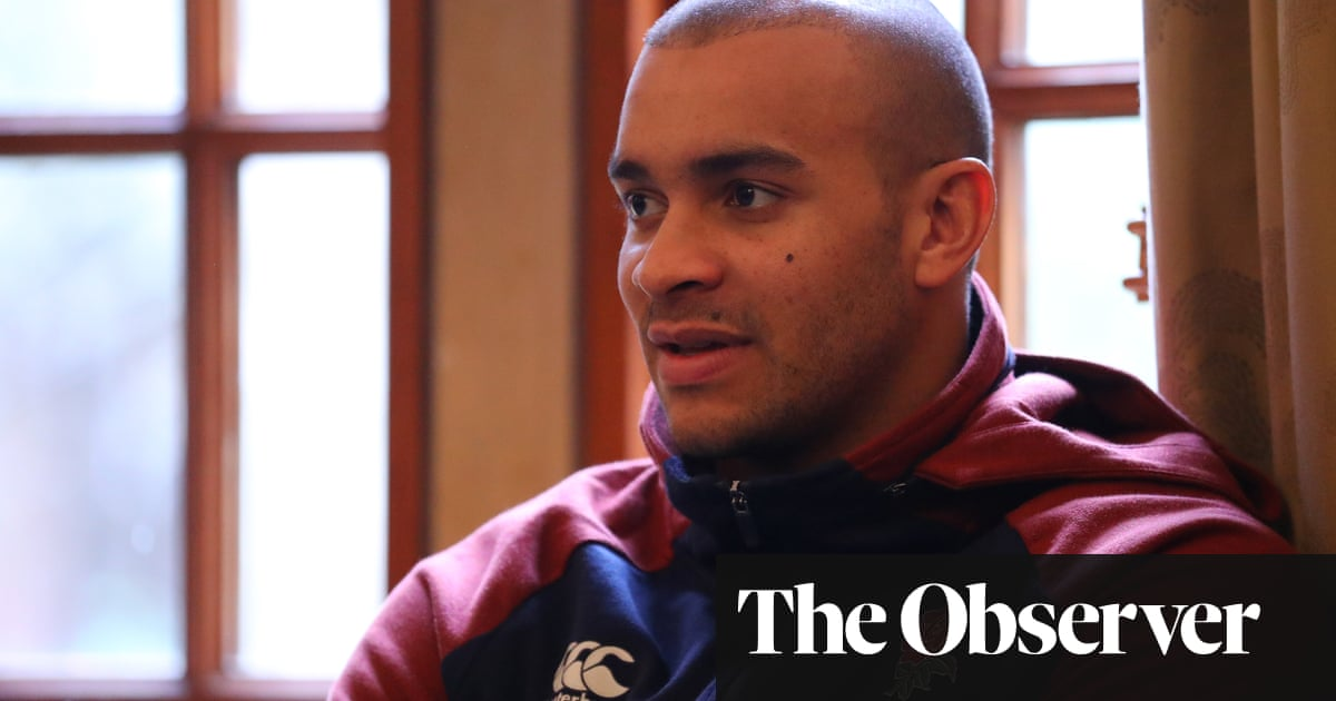 England's Jonathan Joseph happy to wing it on way to milestone - the guardian