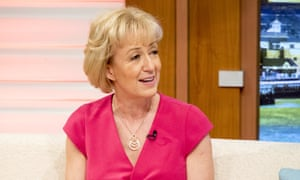 Andrea Leadsom on ITV's Good Morning Britain on Friday.