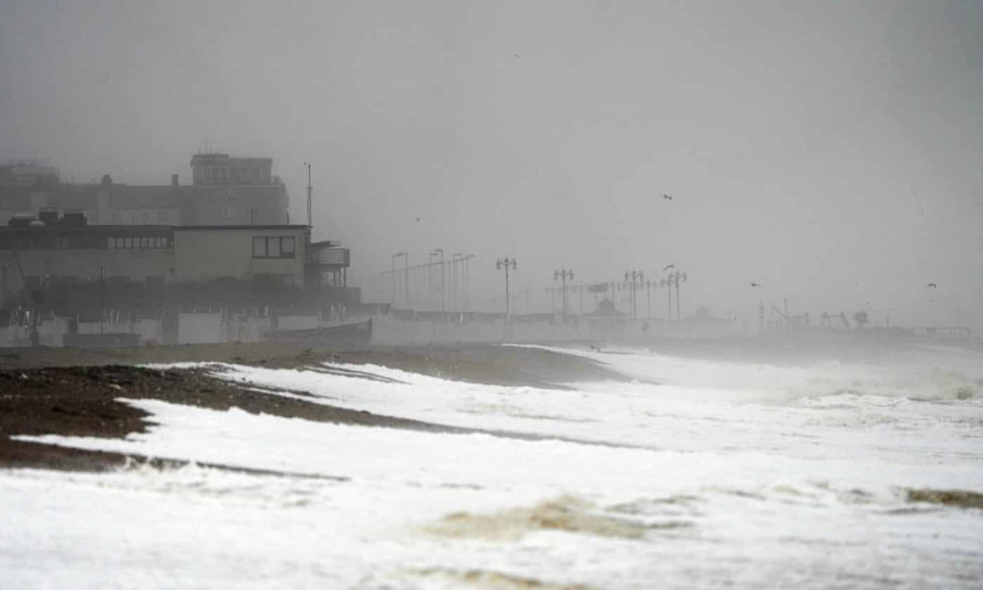 How the polar vortex influences Britain's weather