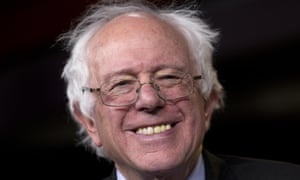Senator Bernie Sanders announces his candidacy for president.
