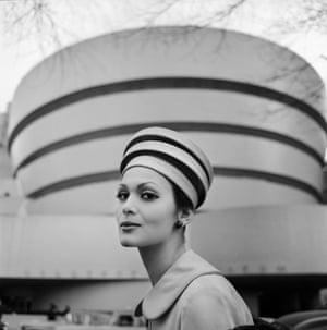 Guggenheim Hat, New York, 1960