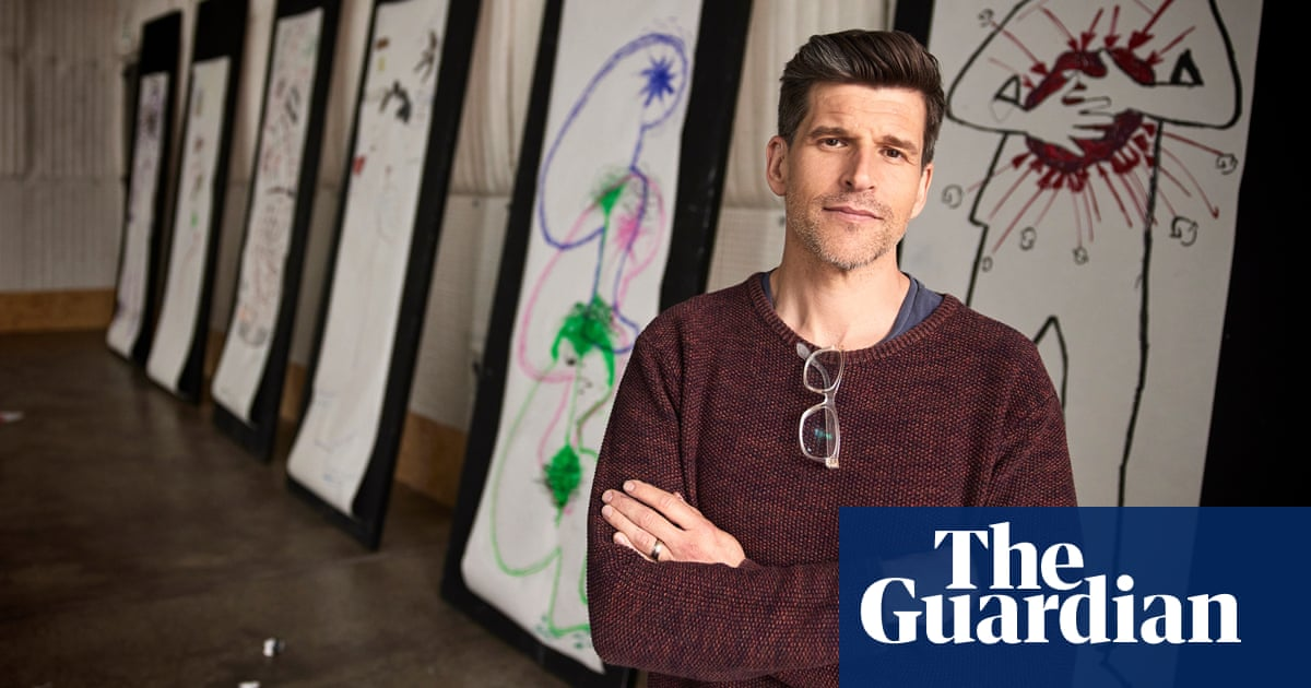 'My heart ached for weeks': Osher Günsberg on losing a bass guitar and getting glasses
