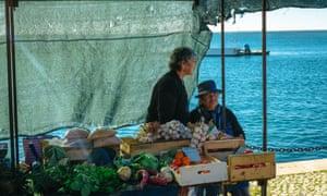 Fruit & Vegetable Sellers, Algarve