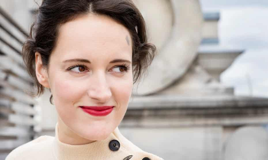 Hollywood calls … Bond scriptwriting recruit Phoebe Waller-Bridge.