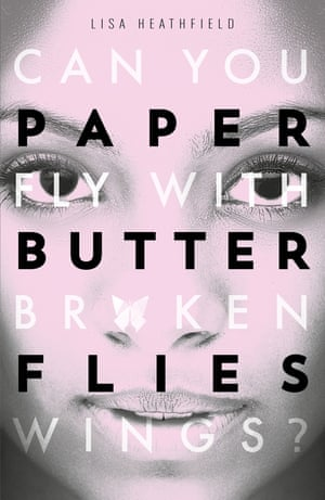Jacket of Paper Butterflies
