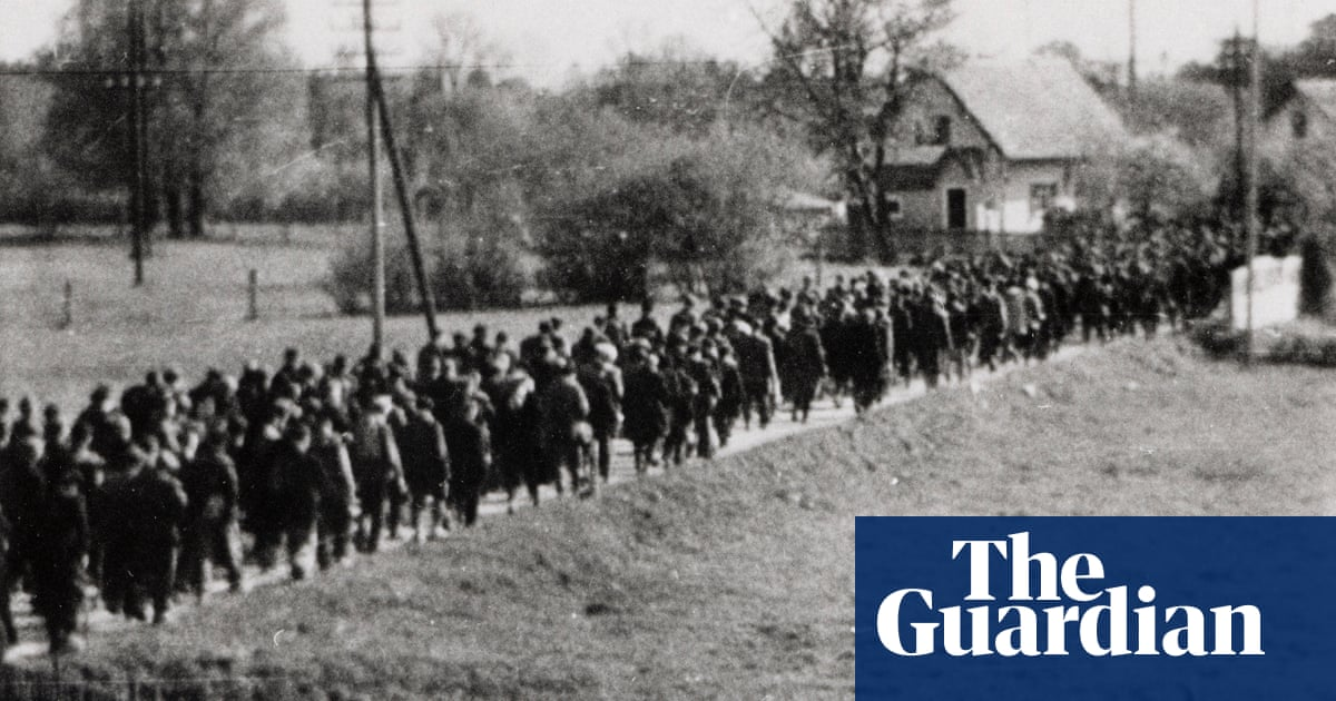 First-hand stories shed new light on Nazi death marches
