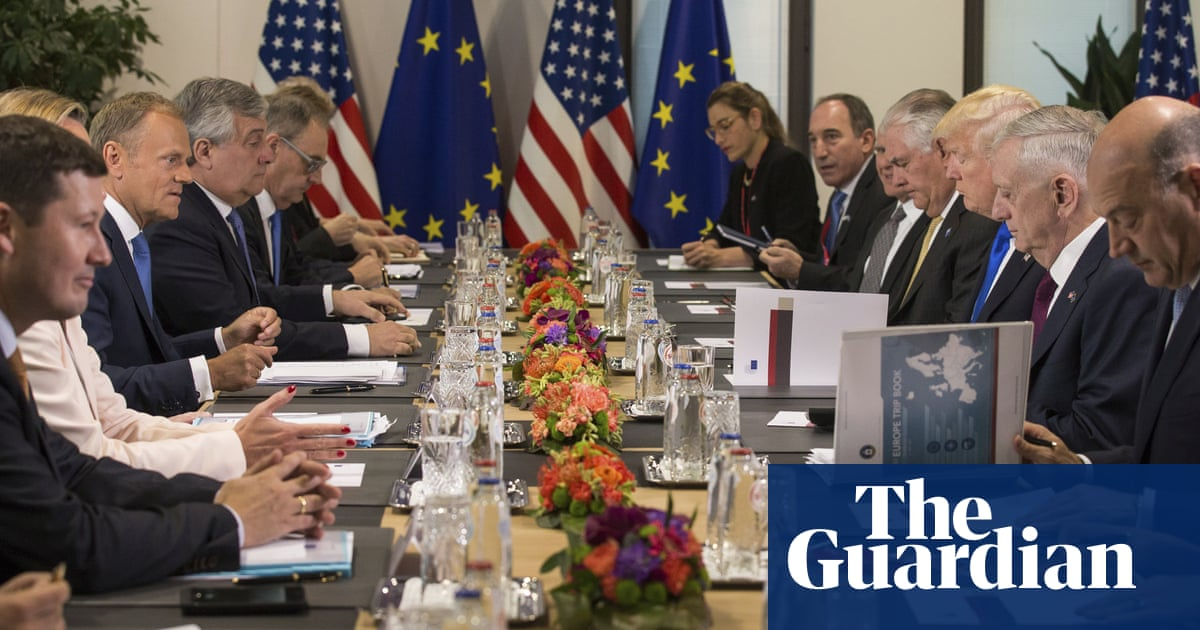 Hopes Of Eu Us Trade Agreement Put On Ice Say Brussels Sources