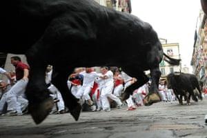 Running of the Bulls, 2011