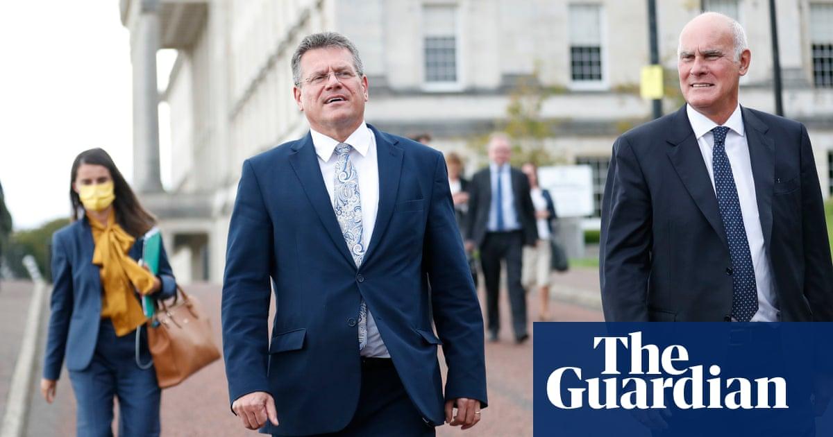 Protocol not the problem says EU amid Northern Ireland border row – video