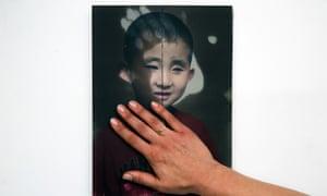 Artist Carina Hesper's book, Like A Pearl in My Hand.