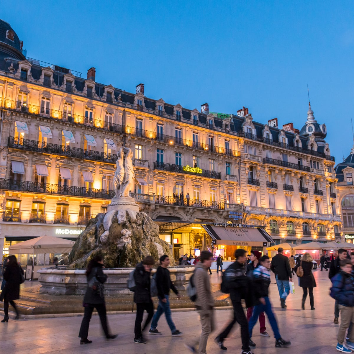 Montpellier In The Spotlight Development Mania In France S Fastest Growing City Cities The Guardian