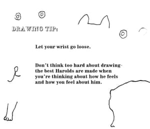 2 How to draw Harold