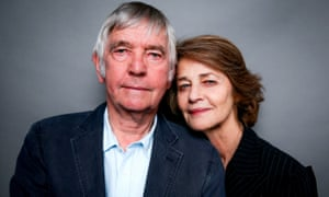 Tom Courtenay and Charlotte Rampling, whose performances in 45 Years were not nominated for Bafta awards.