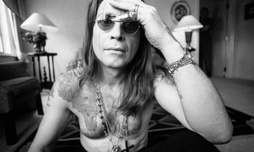 'He had a mission in mind. He meant for us to seek out his herd of fallow deer': Ozzy Osbourne.