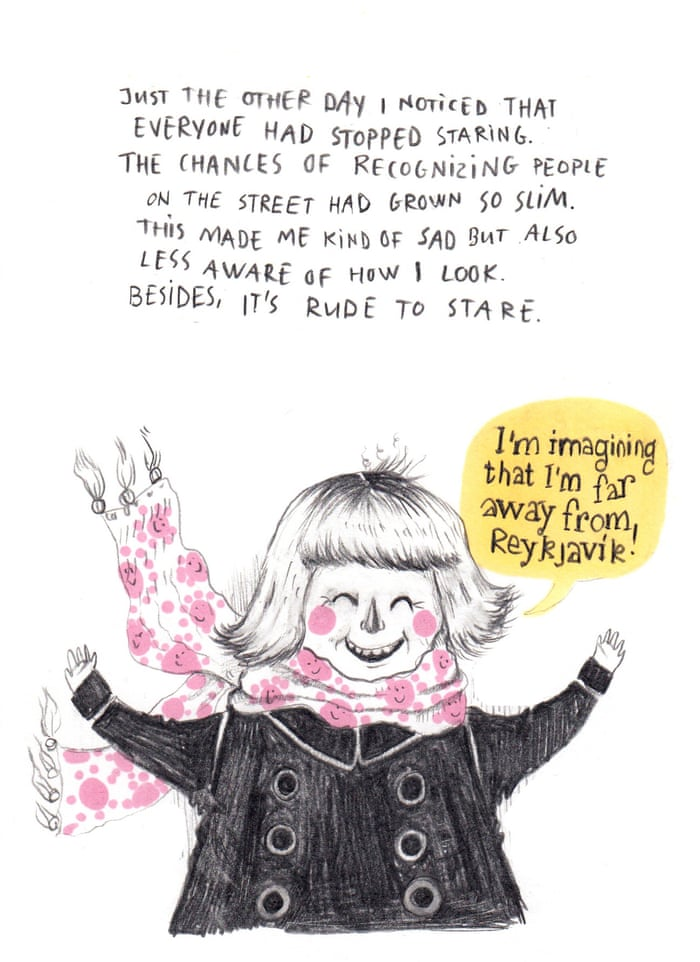 Why is everyone in Reykjavík staring at me?' – a cartoon | Cities