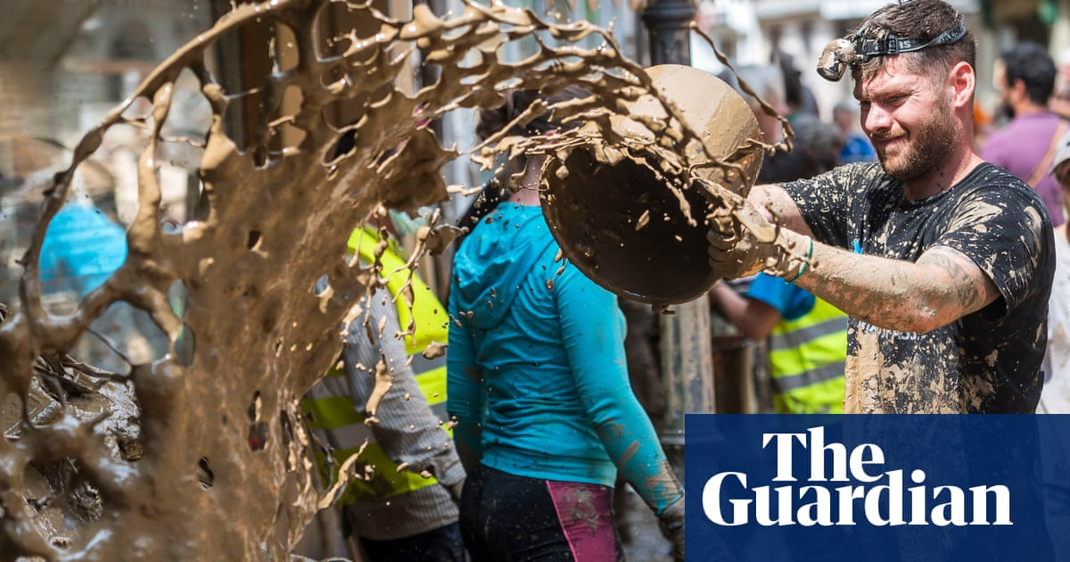 Germany's big clean-up after the floods – photo essay