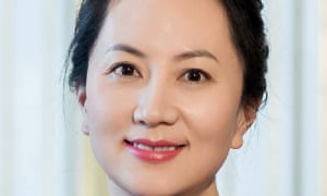 Huawei executive Meng Wanzhou was bailed by a court in Vancouver on Tuesday.
