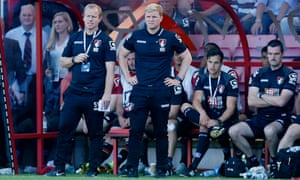 Bournemouth manager Eddie Howe reflects on their first match in the top flight this season.