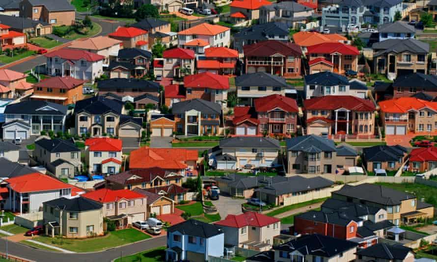 houses in western sydney