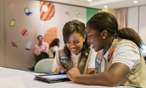 'What I gained from Girl Scouts was a sense of what it was to feel duty to the community.'