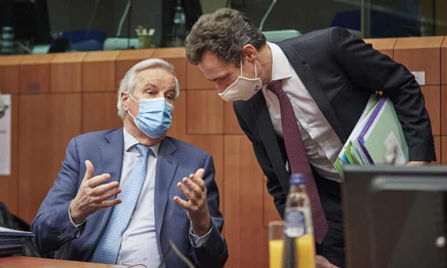Brexit briefing in Brussels