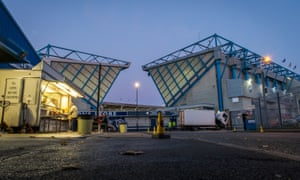 The Den is in a part of London in desperate need of regeneration, but Millwall want the football club to be at the heart of any plans.