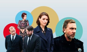 Back, The X Factor, Doctor Foster and Tin Star