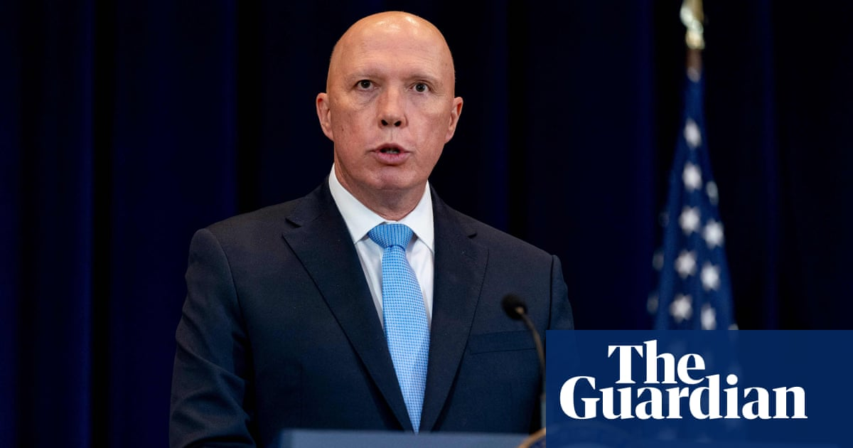 Australia considered buying nuclear submarines from France before ditching deal, Peter Dutton says