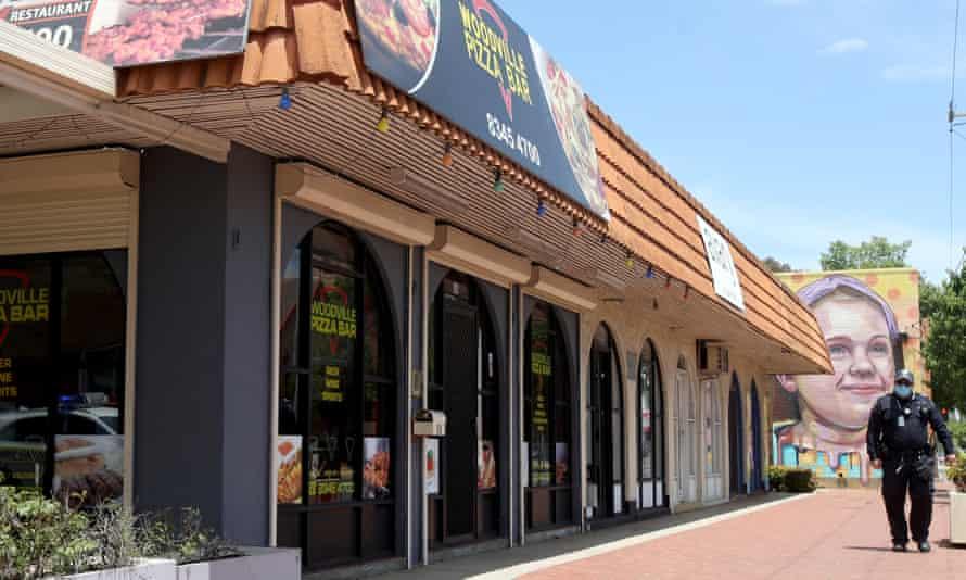 woodville pizza restaurant