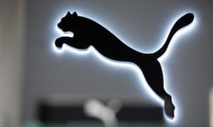 The Puma logo: 'Brands co-opting youth culture is as old as time.'