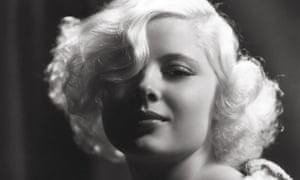 Publicity material for Mary Carlisle's early films focused on her 'angelic looks'.