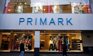 Primark expects profits in the first half to be well ahead of previous expectations.