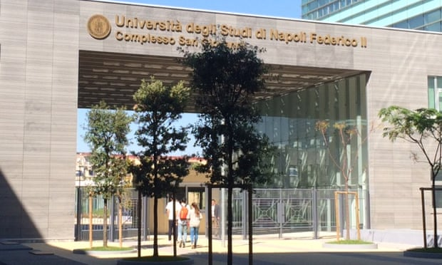 Image result for The new San Giovanni campus of the University of Naples Federico II.